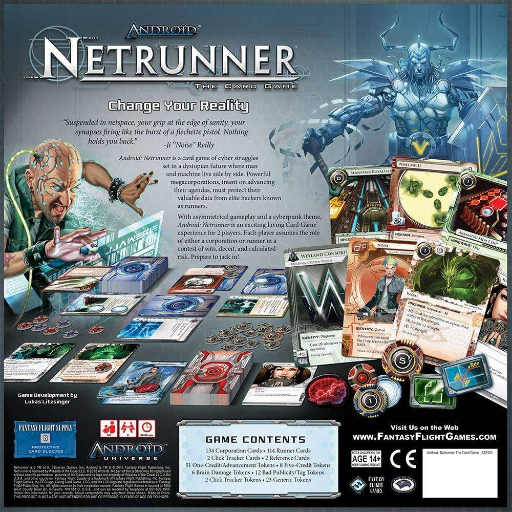 Android Netrunner FR