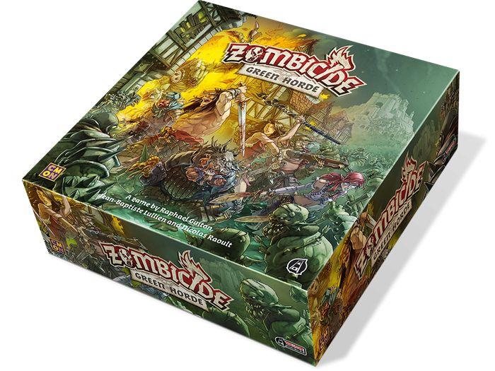 Black Plague : Green Horde KS Edition