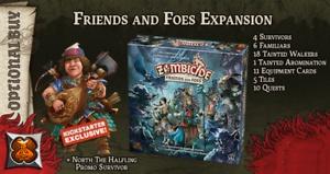Black Plague: Green Horde KS Edition: Friends and foes (Max 9)