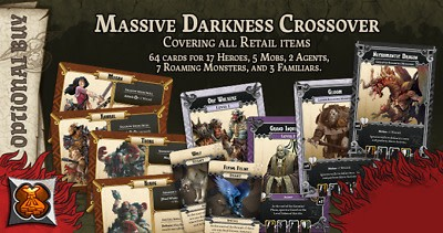 Black Plague: Green Horde KS Edition: Massive Darkness CO
