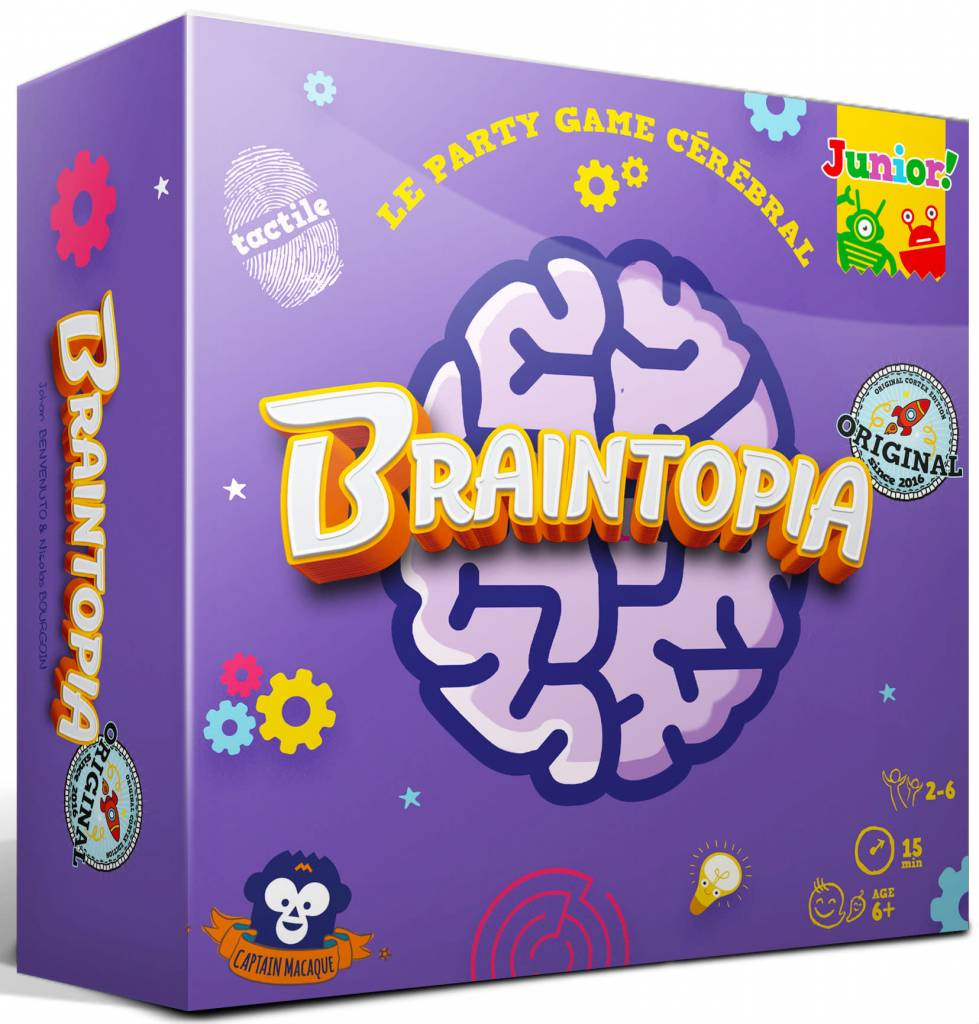 Braintopia Junior FR