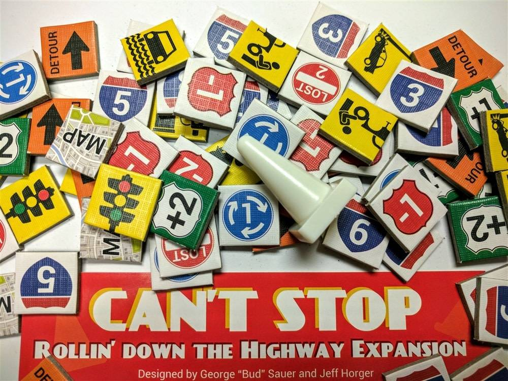 Can't Stop: Rollin' Down the Highway Expansion