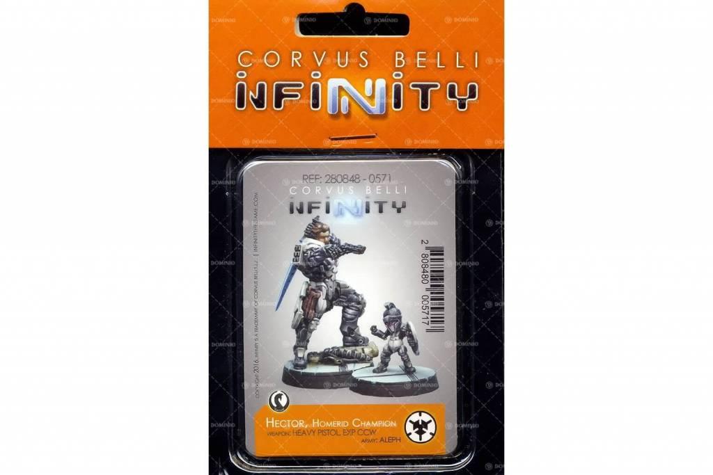 Infinity: ALEPH Hector Homerid Champion