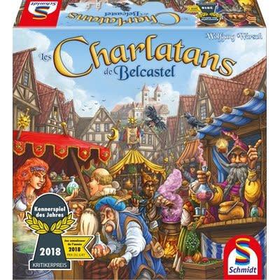 Les Charlatans de Belcastel