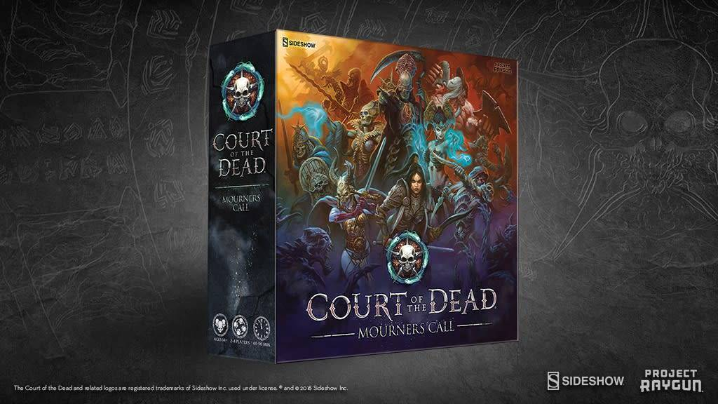 Court of the Dead : Mourners Call KS (max 6 preorders)