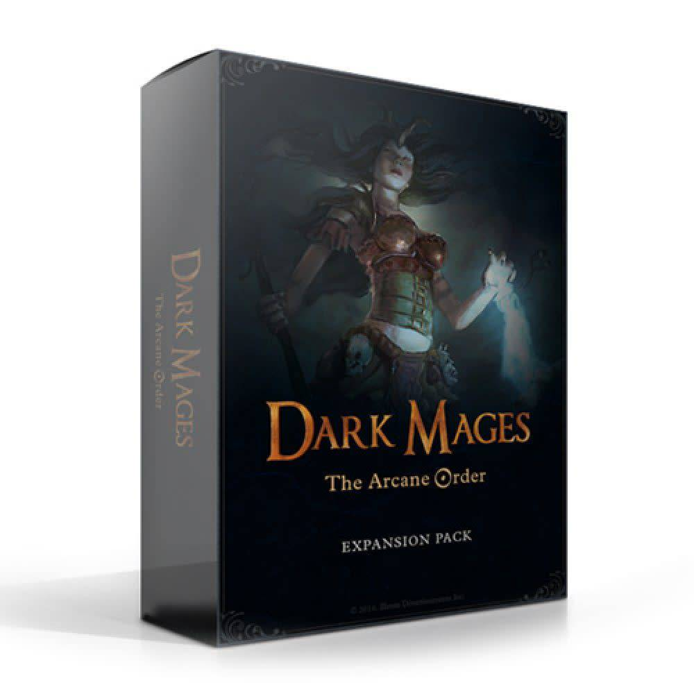Dark Mages 1.5 : The Arcane Order