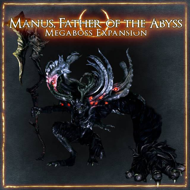 Dark Souls: Manus, Father of the Abyss Retail Excl.