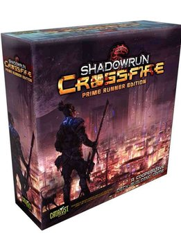 Shadowrun Crossfire Prime Runner Edition