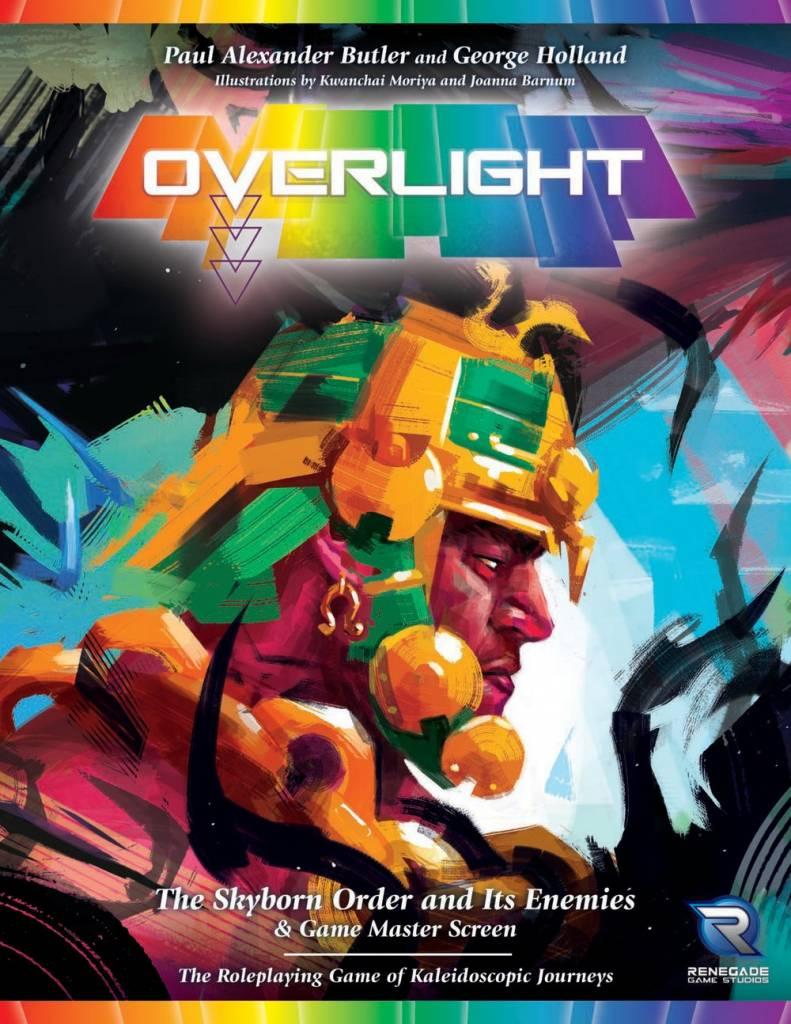 Overlight GM Screen