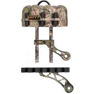 Hoyt Quiver Arrow Rack 2 Piece 6 Edge Camo