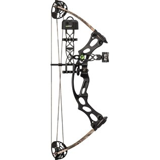 Hoyt Compound Bow Hoyt Fireshot RTH Kit Blackout 45Lbs Right Hand