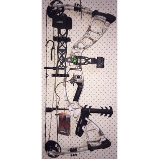 Hoyt Compound Bow Hoyt Power Max RTH RH Snow Camo 40#