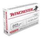 Winchester AMMO 223Rem Winchester USA Value Pack 55Gr FMJ (Box 20)