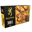 Browning AMMO 308Win Browning BXC 168Gr (Box 20)