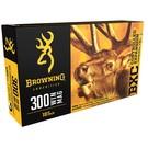 Browning AMMO 300WM Browning BXC 185Gr CETT (20 Box)