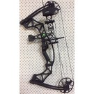 Hoyt Compound Bow Hoyt Klash RTH Package Left Hand Black Out
