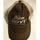 Hoyt Cap Hoyt USA Brown Mesh