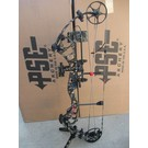 PSE Compound Bow PSE Infinity IF 60#  Skulls 2 Right Hand  RTS Kit