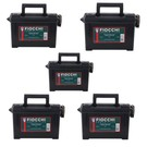 Fiocchi AMMO 223Rem Fiocchi 40Gr V-Max IN PLANO CASE (Box 200) X5