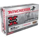 Winchester Ammo 303British Super X PP 180gr (20 Box)
