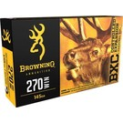 Browning AMMO 270Win Browning BXC 145Gr (Box 20)