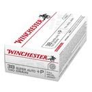 Winchester AMMO 38 Super +P Win USA Value Pack 130Gr FMJ (Box 50)