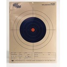 Tetra TGT - Tetra Small Bore Rifle 100Yd Paper Target 12 Pack