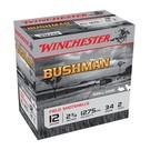 "Winchester AMMO 12G Lead Bushman 2# 2-3/4"" 34Gr 1275 (Box 25)"