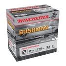 "Winchester AMMO 12G Lead Bushman 3# 2-3/4"" 34Gr 1275 (Box 25)"