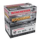 "Winchester AMMO 12G Lead Bushman 5# 2-3/4"" 34Gr 1275 (Box 25)"