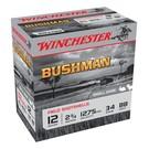 "Winchester AMMO 12G Lead Bushman BB# 2-3/4"" 34Gr 1275 (Box 25)"