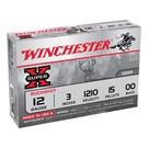 "Winchester AMMO 12G Lead Super X OO 3"" 15 Pellet 1210 (Box 250)"