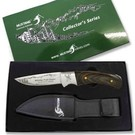Fury Knife 74408-CD Mustang Collectors Deer