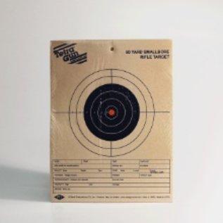 Tetra TGT-Gun-Tetra 50 Yd Small Bore Rifle Target