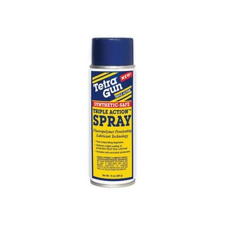 Tetra Cleaning Gun  Triple Action Spray 12oz