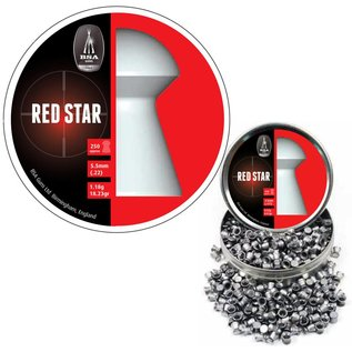 BSA Ammo Air BSA Red Star  .177 (450 Box)