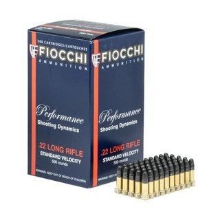 Fiocchi AMMO 22LR FIOCCHI LRN LEAD ROUND NOSE (50 BOX)