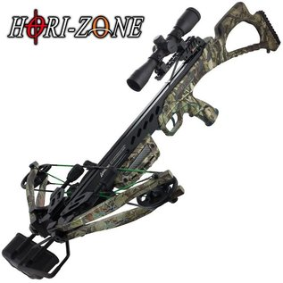 Horizone Crossbow Alpha XT compound 185Lbs Package