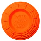 white Flyer TGT - Clay White Flyer All Orange Normail Bio Clay (135 1XBox)