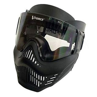 Vforce Armor PB Mask Vforce Armor Black FieldVision
