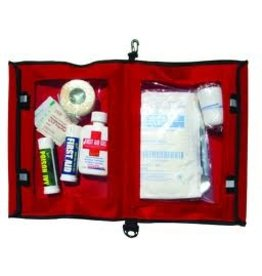 AQUATIGHT FIRST AID POUCH RED
