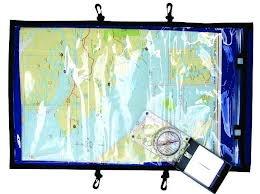 CHINOOK AQUATIGHT 4 MAP CASE