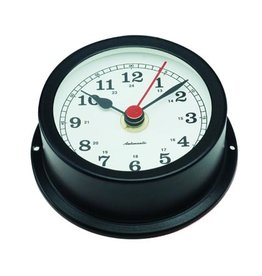 "VICTORY VICTORY BLACK CLOCK 2 3/4"" *CLEARANCE*"