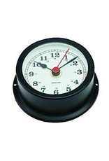 """VICTORY VICTORY BLACK CLOCK 3 3/4"""" *CLEARANCE*"""