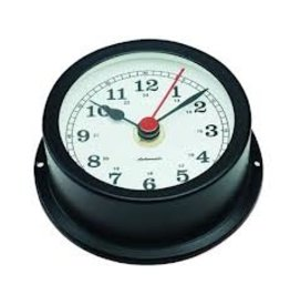 "VICTORY VICTORY BLACK CLOCK 3 3/4"" *CLEARANCE*"
