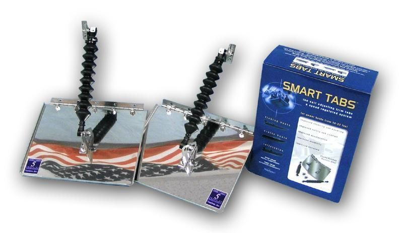 SMART TABS SELF ADJUSTING TRIM TABS 8-18HP *CLEARANCE*