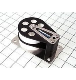 "SCHAEFER 1/2"" SCHAEFER DOUBLE CHEEK BLOCK 504-28"