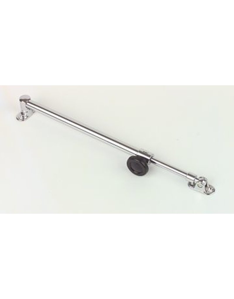 "AAA HATCH ADJUSTER 13""-23"" W/ CPB FITTINGS SS"