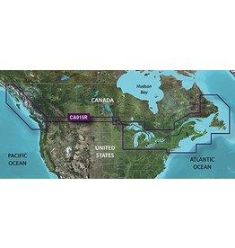 GARMIN GARMIN BLUECHART G2 HD MAP CANADA
