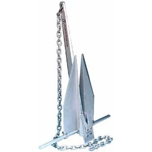 "FORTRESS FORTRESS 4LB ANCHOR FX7 (16""-27"" BOATS)"